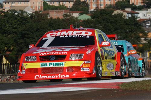 Stock: Thiago Marques vive corrida oposta à planejada em Londrina