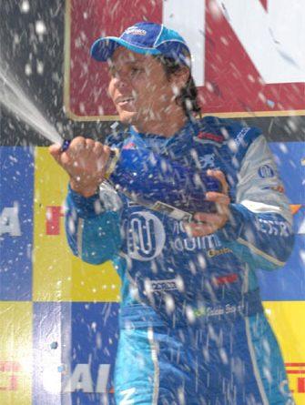 Stock: Na vitória de Camilo, Brito conquista o primeiro pódio da Peugeot na categoria