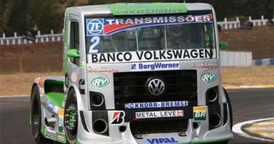 Truck: Benevides é o mais rápido do dia