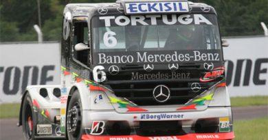 Truck: Cirino volta a andar na frente em Cascavel