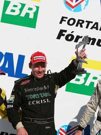Truck: Cirino é segundo em Fortaleza e assume 3º lugar no campeonato