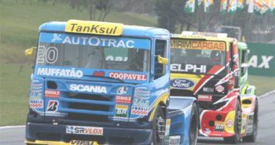 Truck: David Muffato surpreende-se com a categoria e sai satisfeito de sua corrida de estréia