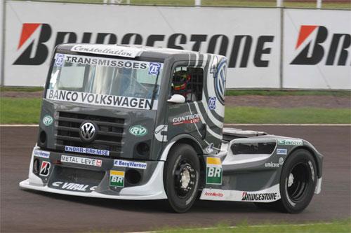 Truck: Felipe Giaffone estréia em Cascavel pela Volkswagem