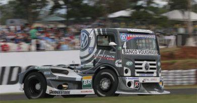 Truck: Para correr de Truck em SP, Giaffone recusa 2 convites da Indy-500