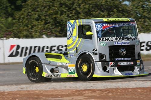 Truck: Felipe Giaffone é o mais rápido em Fortaleza