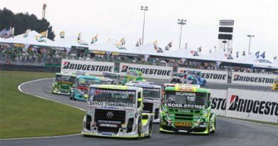 Truck: Felipe Giaffone vence e amplia liderança