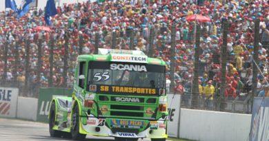 Truck: Zé Maria comenta acidente de companheiro