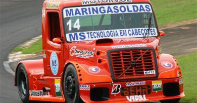 Truck: Maistro faz milagres e classifica-se em 16º