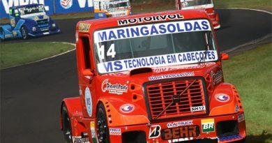 Truck: João Maistro chega entre os 10, e alcança objetivo