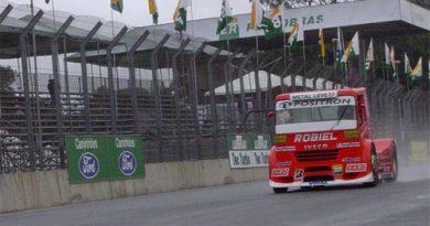 Truck: Fred Marinelli lidera o classificatório, mas pole só será conhecido no domingo