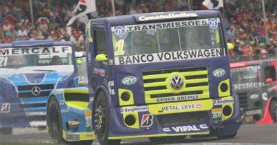 Truck: Renato Martins pronto para ganhar em SP