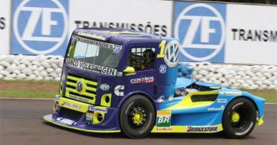 Truck: VW brigará por vitória em Tarumã