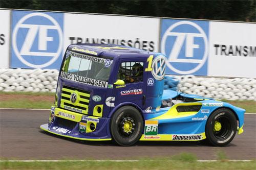 Truck: Gupo ZF investe no desenvolvimento tecnológico e patrocina categoria