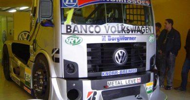 Truck: Renato Martins é o mais rápido no warm-up