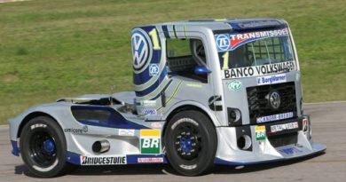 Truck: Totti, Renato e Giaffone dominam treinos em Caruaru