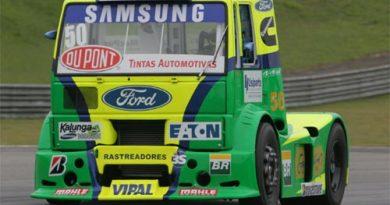 Truck: Líder do campeonato ajustou equipamento para a classificação