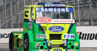 Truck: Pernambucano Beto Monteiro e Ford otimistas após os treinos livres