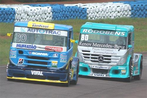 Truck: Tráfego e desgaste físico preocupam pilotos em Fortaleza