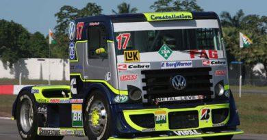 Truck: Napolitano e Urubatan esperam mais competitividade em Goiânia