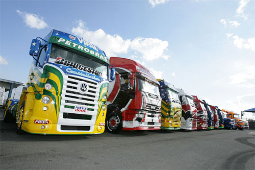 Truck: Categoria inicia 12ª temporada em Cascavel