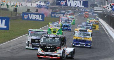 Truck: Piquet ganha cinco posições na largada em Curitiba