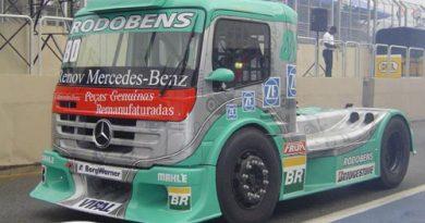 Truck: Muda tudo em São Paulo, e Vinicius Ramires é pole em Interlagos