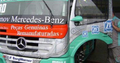 Truck: Com o caminhão reconstruído pela terceira vez, Ramires reencontra bom nível de acerto
