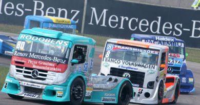 Truck: Ramires termina em sexto em 'corrida de chegada' em Caruaru