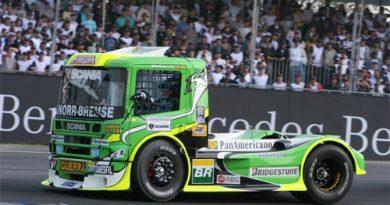 Truck: Roberval Andrade é o novo líder do campeonato