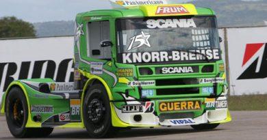 Truck: Roberval é o único a subir no pódio em todas corridas