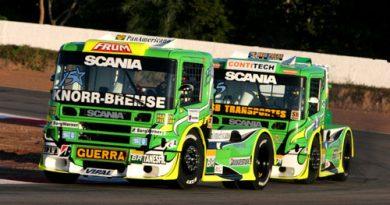 Truck: Campo Grande(MS) recebe Equipe Roberval Motorsport para treinos