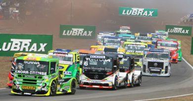 Truck: Roberval mantém vice-liderança do campeonato