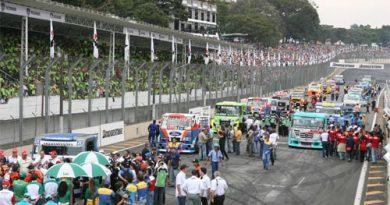 Truck: Treinos livres começam nessa sexta-feira em São Paulo