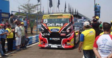 Truck: Leandro Totti coloca Ford no pódio de Curitiba