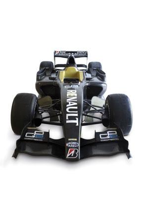 GP2 Series: Di Grassi testa novo GP2 em Barcelona