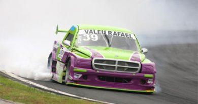 Pick-Up: Turbina atrapalha corrida de Marcílio