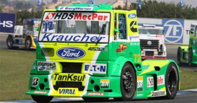 Truck: Equipe de Djalma Fogaça já se prepara para o campeonato de 2008
