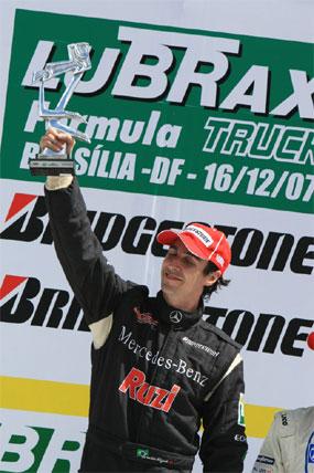 Truck: Piquet tem seu melhor ano na categoria