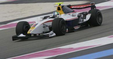 GP2 Series: Di Grassi trabalha no desenvolvimento do carro no primeiro dia de testes