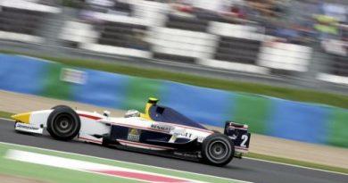 GP2 Series: Di Grassi larga em quarto em Magny-Cours