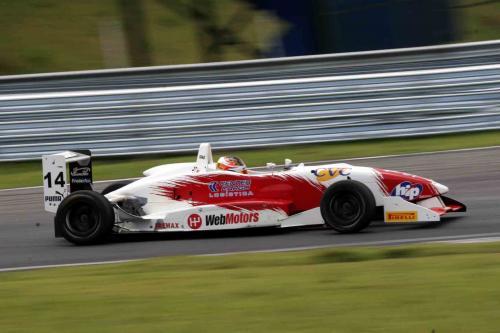 F3 Sulamericana: Tarumã será prova de resistência para os novatos