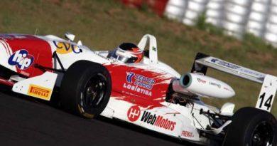 F3 Sulamericana: Felipe Ferreira parte para o circuito onde iniciou sua carreira