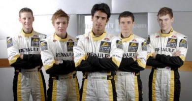 F1: Conheça os pilotos do programa de jovens pilotos da Renault