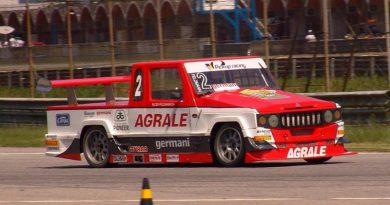Pick-Up: Alceu Feldmann é o destaque nos treinos em Jacarepaguá
