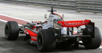 F1: McLaren fecha acordo com FedEx