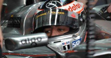 F1: Alonso faz apresentação em Santander para milhares de fãs