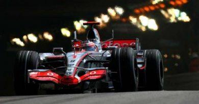 F1: McLarens lideram o primeiro treino livre em Mônaco; Massa é 8º