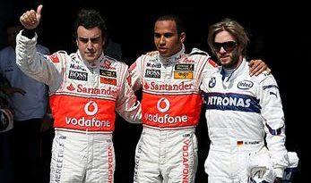 F1: Alonso marca a pole para o GP da Hungria