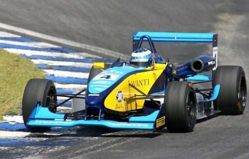 F3 Sulamericana: Na etapa de Tarumã Fábio Beretta quer estar com a sorte ao seu lado