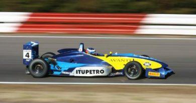 F3 Sulamericana: Fábio Beretta larga na 3ª fila na Argentina